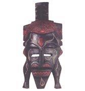 Kenyan Mask 4
