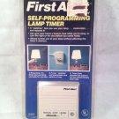 Vintage First Alert Self Programming Lamp Timer Model LS530 - New!