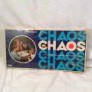 CHAOS 1971 Vintage Board Game -New & still in the original plastic wrap!