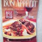 Bon Appetit 1-2002 Best of Year Braised short ribs Food Cookbook  Restaurants