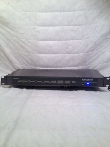IOGear 8 Port KVM Switch - tested & working!