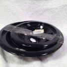 RANGE KLEEN P139402XCD5 Black Porcelain Drip Pans, 2 pk (Style B)