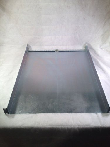 RACK that holds (2) OMNEON MEDIAPORT MIP 1003As- in great shape!