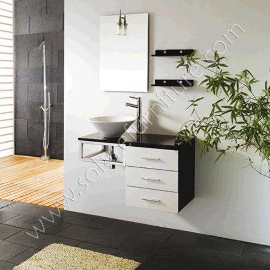 Tulip Bathroom Sink Set