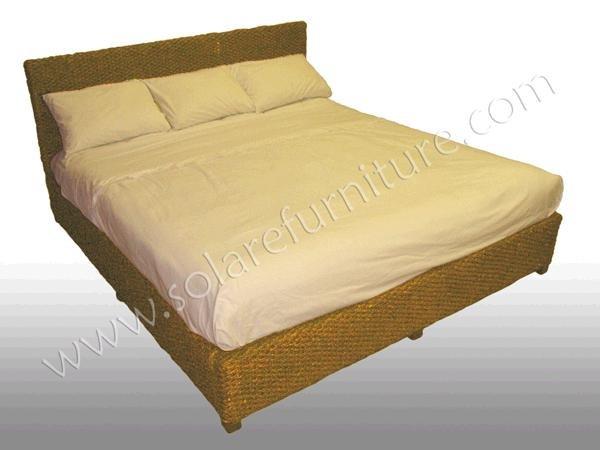 Honolulu king size bed