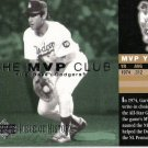 STEVE GARVEY 2002 UD Piece Of History MVP Club Insert Card M13 Los Angeles Dodgers FREE SHIPPING