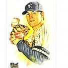 PHIL HUGHES 2007 Allen & Ginter Mini Parallel ROOKIE Card #164 New York Yankees FREE SHIPPING