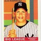 ALEX RODRIGUEZ 2007 Upper Deck Goudey SHORT PRINT Card #224 New York Yankees FREE SHIPPING
