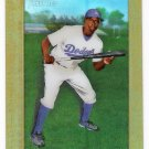 JUAN PIERRE 2007 Topps Turkey Red Chrome REFRACTOR Card #81 Los Angeles Dodgers FREE SHIPPING