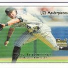 TROY TULOWITZKI 2007 UD Masterpieces ROOKIE Card #34 Colorado Rockies FREE SHIPPING Upper Deck