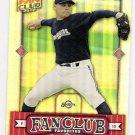 BEN SHEETS 2002 Donruss Best of Fan Club Favorites Card #292 #'d FREE SHIPPING Milwaukee Brewers