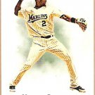 HANLEY RAMIREZ 2008 Topps Allen & Ginter A&G Back Mini Short Print Insert Card #80 FLORIDA MARLINS