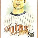 NICK BLACKBURN 2008 Topps Allen & Ginter MINI ROOKIE Card #253 Minnesota Twins FREE SHIPPING