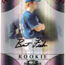 BRENT FISHER 2008 Donruss Threads AUTOGRAPH Card #120 #'d 101/1058 Kansas City Royals FREE SHIPPING