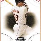 EDDIE MURRAY 2008 Donruss Threads Baseball Card #5 Baltimore Orioles FREE SHIPPING