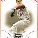 TOM SEAVER 2008 Donruss Threads Baseball Card #19 Cincinnati Reds FREE SHIPPING
