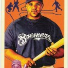PRINCE FIELDER 2008 Upper Deck Goudey Card #104 Milwaukee Brewers FREE SHIPPING