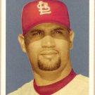 ALBERT PUJOLS 2007 Topps Wal Mart INSERT Card #WM16 St Louis Cardinals FREE SHIPPING Baseball WM16
