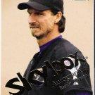 RANDY JOHNSON 2004 Skybox Autographics Baseball Card #49 Arizona Diamondbacks FREE SHIPPING