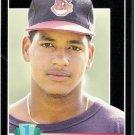 MANNY RAMIREZ 1992 Pinnacle 1st Round Draft Pick ROOKIE Card #295 Cleveland Indians FREE SHIPPING