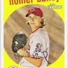 HOMER BAILEY 2008 Topps Heritage Baseball Card #110 Cincinnati Reds FREE SHIPPING