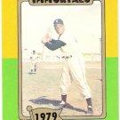 WILLIE MAYS 1980 to 1984 SSPC Baseball Immortals Baseball Card #168 San Francisco Giants