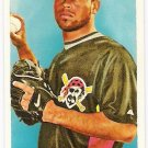 IAN SNELL 2009 Topps Allen & Ginter MINI A&G BACK Parallel Insert Card #293 Pittsburgh Pirates