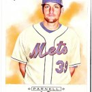 BOBBY PARNELL 2009 Topps Allen & Ginter ROOKIE Card #218 New York Mets FREE SHIPPING Baseball