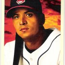 VICTOR MARTINEZ 2009 Upper Deck Goodwin Champions SHORT PRINT Card #168 Cleveland Indians