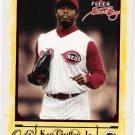 KEN GRIFFEY JR 2004 Fleer Sweet Sigs Baseball Card #44 Cincinnati Reds FREE SHIPPING