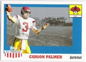 CARSON PALMER 2003 Topps All American ROOKIE Card #101 Cincinnati Bengals FREE SHIPPING