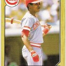 BARRY LARKIN 1987 Topps ROOKIE Card #648 Cincinnati Reds FREE SHIPPING Baseball RC