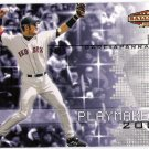 NOMAR GARCIAPARRA 2002 Upper Deck Ballpark Idols Playmakers INSERT Card #P14 Boston Red Sox