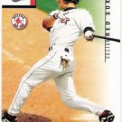NOMAR GARCIAPARRA 2003 Leaf Beckett SAMPLE Card #23 Boston Red Sox FREE SHIPPING Baseball