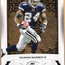 MARION BARBER 2009 Donruss Classics Card # 29 Dallas Cowboys FREE SHIPPING Football