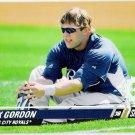 ALEX GORDON 2008 Topps Stadium Club First Day Issue PARALLEL Card #15 Kansas City Royals