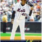 PEDRO MARTINEZ 2008 Topps Stadium Club Card #89 New York Mets FREE SHIPPING Baseball 89