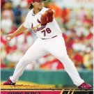 CHRIS PEREZ 2008 Topps Stadium Club ROOKIE Card #148 St Louis Cardinals Baseball FREE SHIPPING