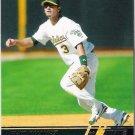ERIC CHAVEZ 2008 Topps Stadium Club Card #40 Oakland A's FREE SHIPPING Baseball 40