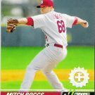 MITCHELL BOGGS 2008 Topps Stadium Club First Day Issue ROOKIE Card #126 St Louis Cardinals