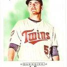 BRIAN DUENSING 2009 Topps Allen & Ginter ROOKIE Card #263 Minnesota Twins FREE SHIPPING