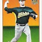 VIN MAZZARO 2009 Topps 206 ROOKIE Card #215 Oakland A's FREE SHIPPING Baseball RC 215