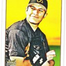 DAVID HERNANDEZ 2009 Topps 206 No Number SHORT PRINT ROOKIE Card Baltimore Orioles FREE SHIPPING