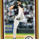 JAKE PEAVY 2010 Bowman GOLD Parallel Card #19 Chicago White Sox FREE SHIPPING Baseball 19