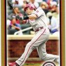 JAYSON WERTH 2010 Bowman GOLD Parallel Card #53 Philadelphia Phillies FREE SHIPPING Baseball 53