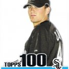 DANIEL HUDSON 2010 Bowman Topps 100 INSERT Card #TP40 Chicago White Sox FREE SHIPPING Baseball TP40