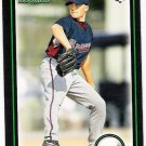 MICHAEL DUNN 2010 Bowman ROOKIE Card #211 Atlanta Braves FREE SHIPPING 211 RC