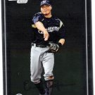 ERIC FARRIS 2010 Bowman CHROME Prospects 1st Year ROOKIE Card #BCP79 Milwaukee Brewers FREE SHIPPING