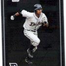 GUSTAVO NUNEZ 2010 Bowman CHROME Prospects 1st Year ROOKIE Card #BCP33 Detroit Tigers FREE SHIPPING