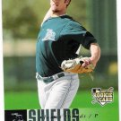 JAMES SHIELDS 2006 Upper Deck ROOKIE Card #981 Tampa Bay Rays FREE SHIPPING Baseball RC 981 UD
